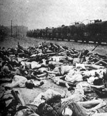 Micasevichi en Polésie: le massacre des Juifs