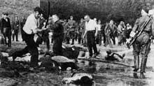 Kaunas, 25 et 26 juin 1941�: les auxiliaires au secours des Einsatzgruppen, avec des m�thodes ��barbares��