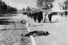 Babi Yar: en route vers l'holocauste