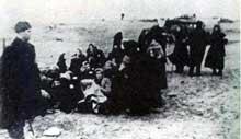 Lepaja - Libau, 15-17 décembre 1941. Avant le massacre