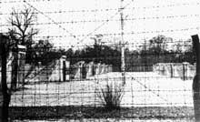 Babi Yar: Syrets, le camp du «Kommando1005» chargé de déterrer et d'incinérer les victimes de la tuerie