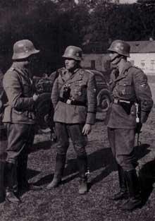 La «race de demain»: tueurs des Einsatzgruppen en Pologne