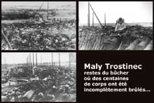 Maly Trostinec: charnier