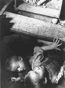 Bedzin: enfants du ghetto