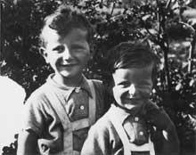 Bielsko Biala – Bielitz: deux frères dans le ghetto..
