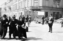 Cracovie : liquidation du ghetto de Cracovie, mars 1943