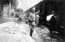 Olkusz, juin 1942: la grande déportation vers Auschwit