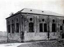 Opoczno: la synagogue détruite en 1949