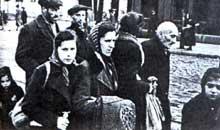 Pabianice: liquidation du ghetto, le 16 mai 1942