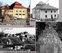 Sandomierz: synagogue, quartier juif et mémorial