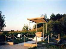 Stryj: le mémorial de la forêt de Holobutow