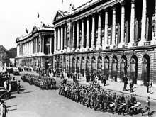 Juin 1940 : les Allemands à Paris