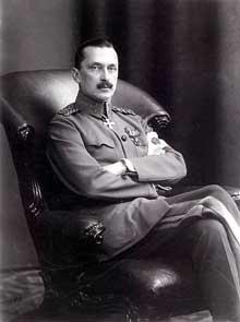 Le général Mannerheim