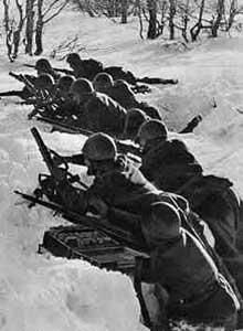 Novembre 1940: l'Italie s'enlise en Albanie contre la Grèce
