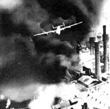 1 août 1943 : les alliés bombardent les raffineries de Ploesti