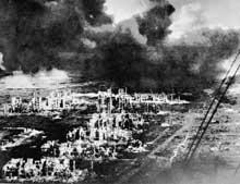 Ruines de Stalingrad, 1943