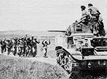 Tunisie, mai 1943 : la fin de l'Afrikakorps