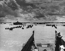 6 juin 1944: Utah Beach