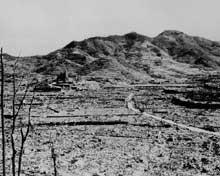 Nagasaki après la bombe
