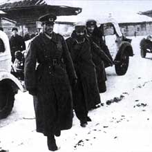 Von Paulus, le vaincu de Stalingrad