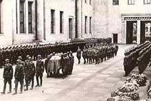 9 juin 1942 : les funérailles de Reinhard Heydrich