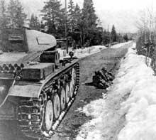 La Wehrmacht en Norvège