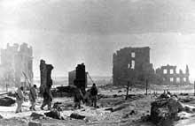 Stalingrad : le tombeau de l'armée allemande