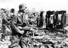 Stalingrad : rue par rue, maison par maison