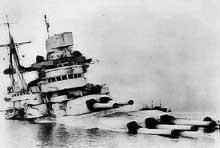 11 novembre 1940 à Tarente : un désastre pour la flotte italienne