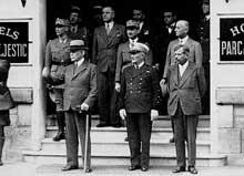La France de Vichy : Pétain, Darlan, Laval