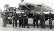 Bataille d'Angleterre : « Jamais dans le domaine de la guerre, tant d'hommes n'avaient eu une telle dette à l'égard d'un si petit nombre ! » (W. Churchill