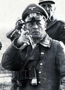 Voici le « Renard du désert ». Erwin Rommel (1891-1944)
