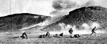 L'offensive Rommel sur El Agheila