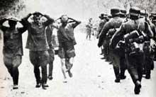 Opération Barbarossa : les premiers prisonniers