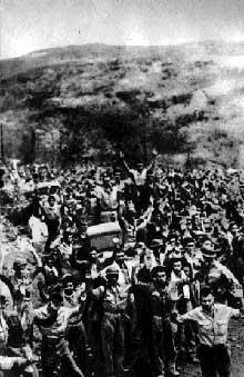 La reddition de Corregidor