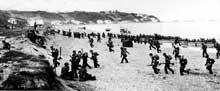 Opération Torch : les Américains débarquent à Alger