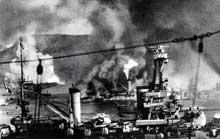 Opération Torch : soldats anglais et américains à Oran