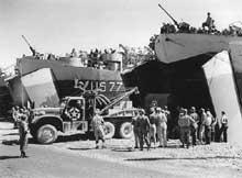 Débarquement américain à Anzio-Nettuno ; opération « Shingle »