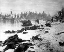 Tarawa : un débarquement sanglant