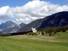 Le plateau des Glières et le mémorial