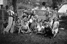 Eté 1943 : les enfants d'Izieu