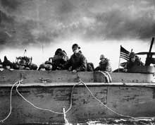 6 juin 1944 : D-Day. L'approche