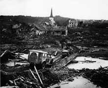 La désolation : bataille des Ardennes, hiver 1944-1945