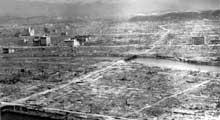 Hiroshima : après l'homo erectus et l'homo sapiens sapiens, voici l'homo atomicus