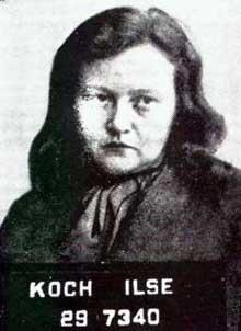 Ilse Koch, la «Chienne de Buchenwald»