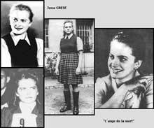 Irma Greese, l'«Ange de la mort»