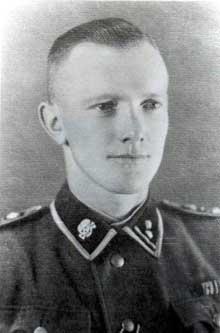 Le Hauptscharführer Gerhard Palitzsch, un des pires assassins d'Auschwitz et de Dachau