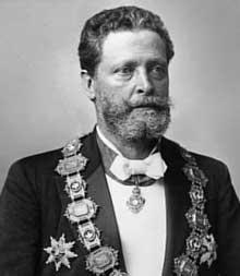 Karl Lueger (1844-1910), maire de Vienne et antisémite farouche