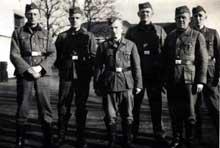 Sennheim - Cernay en Alsace: le centre de formation des SS français.