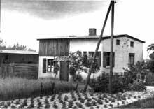 Brandeburg�: le cr�matoire